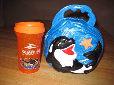 Sea World Kid's Meal
