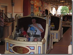Toy Story Mania Game Tram