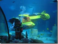 Sea-Life Aquarium Lego Theming
