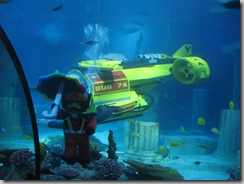 Sea-Life Aquarium Lego Theming