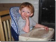 Andy's Second Birthday Cake