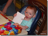Andy's First Birthday Party