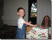 Andy's 3rd Birthday