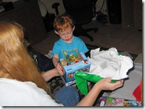 Andy's Second Birthday Presents