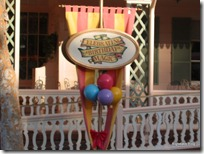 Disneyland Plaza Inn Birthday Party