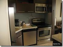 Bay Lake Tower Room Kitchen