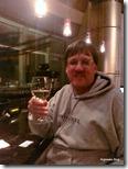 Jeff at the Bay Lake Tower lounge