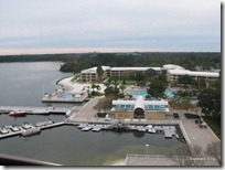 View from 10th Floor Room at Bay Lake Tower