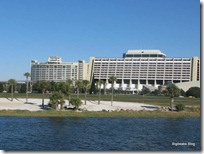 Contemporary and Bay Lake Tower