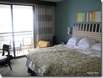 Bay Lake Tower Room Bedroom