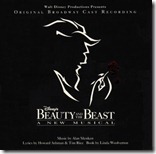 Beauty and the Beast: Broadway Cast (cover #1)