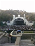 Hollywood Bowl - Taken with Palm Pre