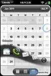 webOS - Quick Launch Bar