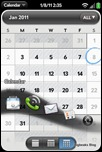 webOS - Quick Launch Bar