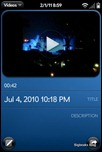 webOS Video Player - Playback