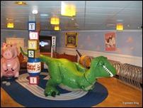 Andy's Room in Oceaneer's Club