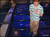 Oceaneer's Club Interactive Play Floor